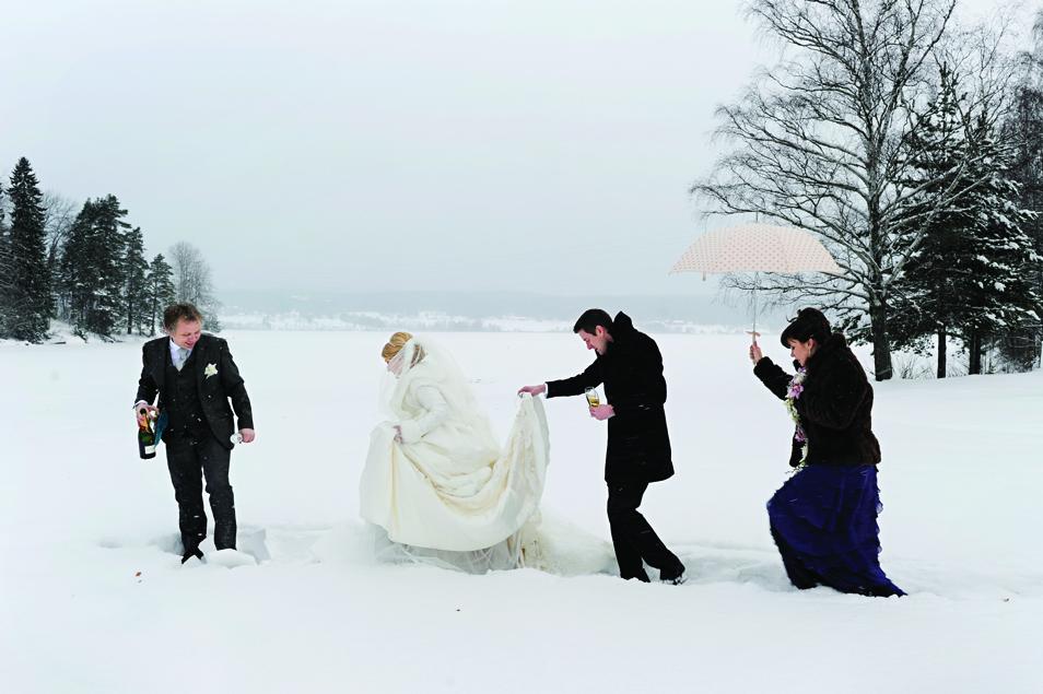 © Hilde Lillejord - Wedding